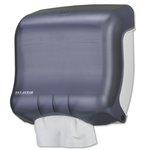 Black Towel Dispenser for C-Fold/Multifold