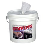 GymWipes Professional Towelettes Bucket