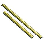 Golden Clip Brass Channel w/ 18 in. Wider RubberSqueegee & Clip