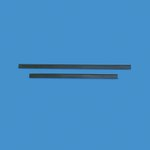ErgoTec Replacement 12 in. Wide Squeegee Soft Rubber Blades
