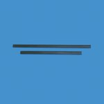 ErgoTec Replacement 18 in. Wide Squeegee Hard Rubber Blades