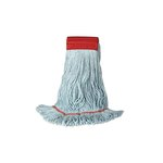 Blue Premium Blended Yarn Standard Mop Head, M
