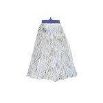 Lie-Flat Pro Loop Web/Tailband Cotton Fiber 24 oz. Mop Head