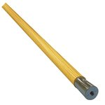Wood Screw-In 60 in. Handle for Bolt-Head Style Lie-Flat Mop Head
