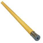 Wood Screw-In 60 in. Handle for Bolt-Head Style Lie-Flat Mop Head