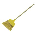 Angler Broom w/ 42 in. Metal Handle