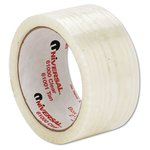 Clear General Purpose 1.85 mil Box Sealing Tape, 55 yd.