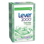 Lever 2000 Perfectly Fresh Clean Scent Original 5.15 oz. Bar Soap