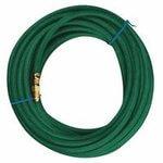 Single Line Welding Hoses, 1/4 in, 10 ft, Argon, Green