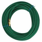 Single Line Welding Hoses, 1/4 in, 10 ft, Argon, Green