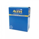 Aleve Pain Reliever 50 Wrapped Caplets