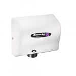 1500W eXtremeAir CPC Hand Dryer, Wall Mounted, 100-240V, White
