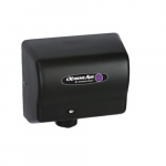 1500W eXtremeAir CPC Hand Dryer, Wall Mounted, 100-240V, Black Graphite