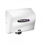 1500W eXtremeAir CPC Hand Dryer, Wall Mounted, 100-240V, Steel White Epoxy
