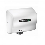 500W eXtremeAir EXT High-Speed Hand Dryer, 100-240V, White Finish