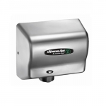 500W eXtremeAir EXT High-Speed Hand Dryer, 100-240V, Stainless Steel