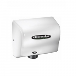 1500W eXtremeAir GXT Hand Dryer, Wall Mounted, 100-240V, White Finish