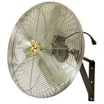 "24"" Wall/Ceiling Mounted Commercial Air Circulator"