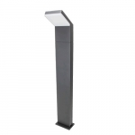 10W FrameWRX Burg Bollard Light, Graphite, 3000K