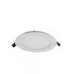 12W 6-in LED Disc Light, Adjustable CCT, 900 lm, White