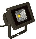 4700K 20W 100-277V Square Ground LED Flood Light Fixture, Case of 6