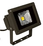 4700K 20W 100-277V Square Ground LED Flood Light Fixture