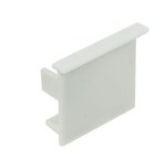 End Cap for Drywall Slot Channel for Mini Flange Housing