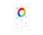 Wired RGBW RF Control, White, For use with Trulux RF Reciever