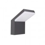 10W FrameWRX Burg Series LED Sconce Lights, 3000K