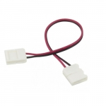 """12"""" Jumper Linking Cable w/ Snap Connector, Tape-to-tape"""