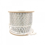 1W/ft 150' Flexbrite LED Rope Light Bulk Reel, 3000K