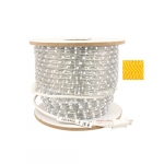 .47W/ft 150' Flexbrite LED Rope Light Bulk Reel, Yellow