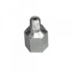 0.25-in Male/Female Grease Fitting Adapter, Straight