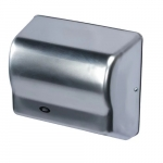 1500W Global GX Series Hand Dryer, 12 Amp, 110V-120V, Stainless Steel