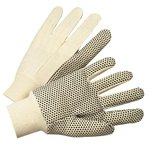 10 OZ Dotted 1000 Series Canvas Gloves