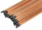 "1/4"" x 12"" Copper Coated Gouging Carbons"