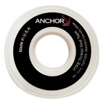 "0.75"" x 520"" White Thread Sealant Tape"