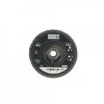 4.5-in Angled Flap Disc, 40 Grit, Zirconium