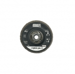 4.5-in Angled Flap Disc, 80 Grit, Zirconium