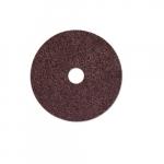 5-in Fiber Disc, 24 Grit, Aluminum Oxide