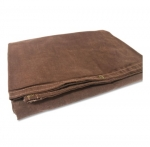 8-ft X 10-ft Protective Tarp, Water Resistant, Canvas Brown