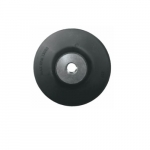 4.5-in General Purpose Back-up Pad, 0.62-in Diameter, Smooth