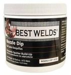 Nozzle Dip Gel, 16 oz Jar, Blue