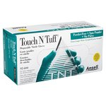Size 9.5-10 4 Mil Powder Free Touch N Tuff Disposable Gloves