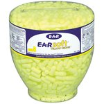 Yellow One Touch Uncorded Earplug Dispenser