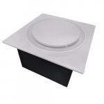 14.2W Bathroom Fan, Low Profile, Adjustable Speeds