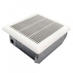 Contractor Exhaust Fan, 50 CFM, White