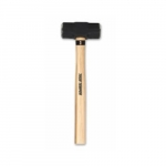 3lb Double Face Sledge Hammer w/ Hickory Handle