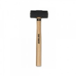 4lb Double Face Sledge Hammer w/ Hickory Handle