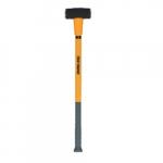 36-in Sledge Hammer, 6 lb Head, Yellow